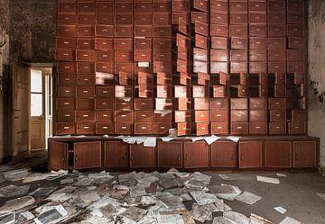 Verlorene Dateien von Olivier Van Cauwelaert