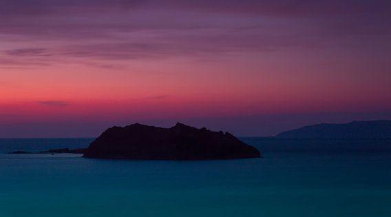 Spanish Sunset van Marco Faasse