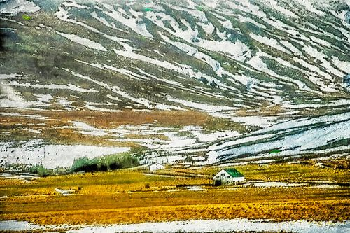 IJsland onderweg