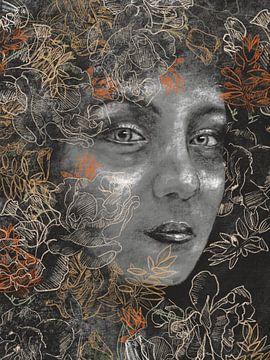 Die Blumen von Rosanne von Carlijn Cuijpers