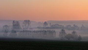 Mystiek landschap van Ronny Rohloff