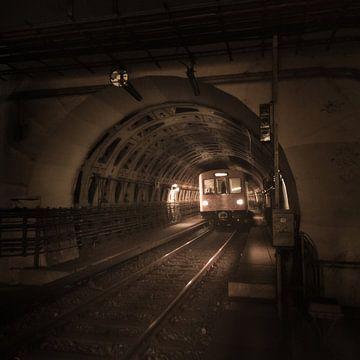 U-Bahnhoftunnel von wukasz.p