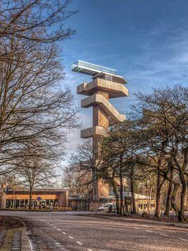 De nieuwe Wilhelminatoren in Vaals van John Kreukniet