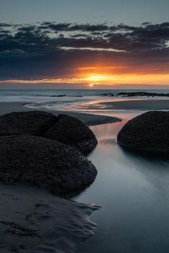 Sonnenuntergang an der Opalküste von HaGeePhotography