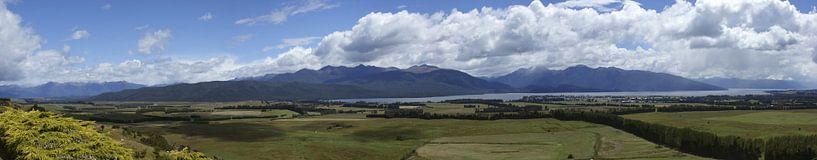 Fiordland - Nieuw Zeeland van Jeroen van Deel