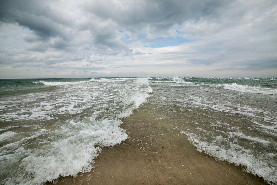 Noordzee ontmoet Baltische zee / Oostzee