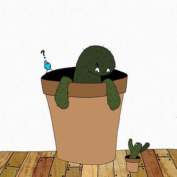 Cactussen sur Dennis Michels