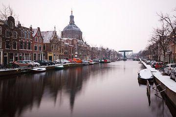 Oude Vest, Mare Kerk, Oude Singel Leiden sur Leanne lovink