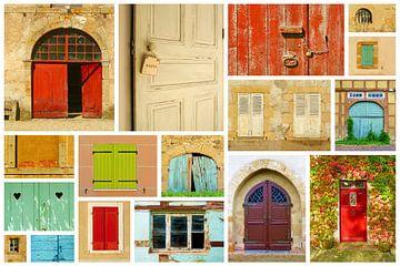 Hinter verschlossenen Türen... von Caroline Lichthart