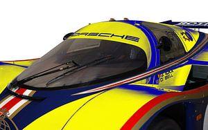 Rothmans Porsche 956 LH