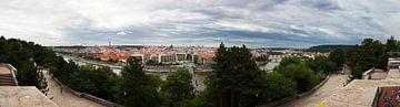 Praag (83Megapixel panorama) von Thomas van der Willik