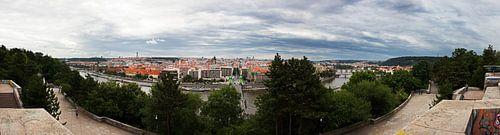 Praag (83Megapixel panorama) van