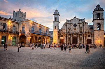 Salsa in Havana van Merijn Koster