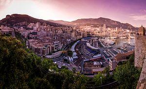 Monaco voor de F1 van