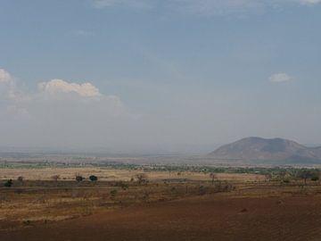 'Vlakte en berg', Tanzania sur Martine Joanne