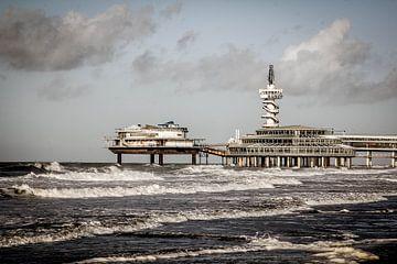 Scheveningen Pier van John ten Hoeve
