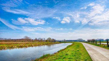 mooi weer langs de oude ijssel (hdr) von T. van der Kolk