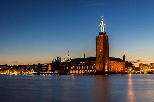 Stadshuset Stockholm van