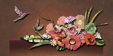 kolibri von Ruud van Koningsbrugge