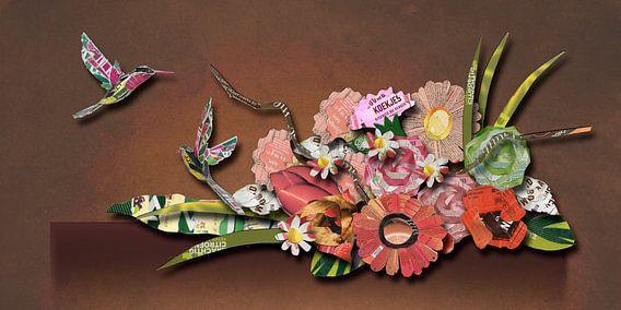 kolibri van Ruud van Koningsbrugge