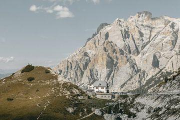 Wo die Dolomiten beginnen von Sophia Eerden