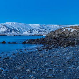 Mount Esja, Reykjavik - Iceland van Tux Photography