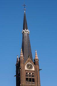 Kerktoren Liduina Basiliek, Schiedam van