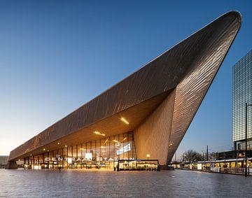 Rotterdam Centraal Station van Luc Buthker