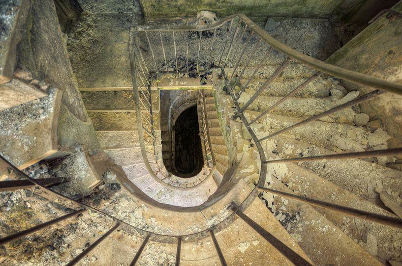 Urbex - Hotel trap von Angelique Brunas