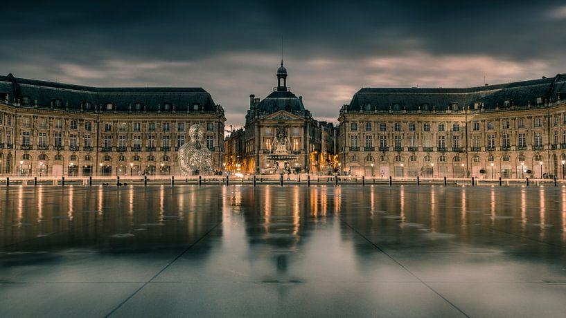 Place de la Bourse van Arnaud Bertrande