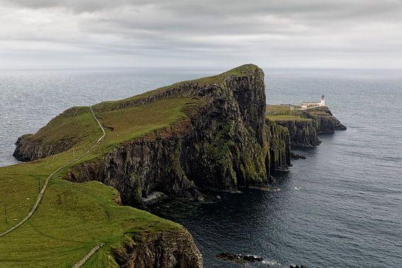 Neist Point Lighthouse van Ab Wubben