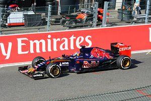 Max Verstappen Spa Francorchamps 2015 van