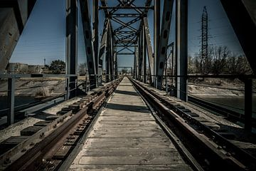 Railway to nowhere van The Pixel Corner