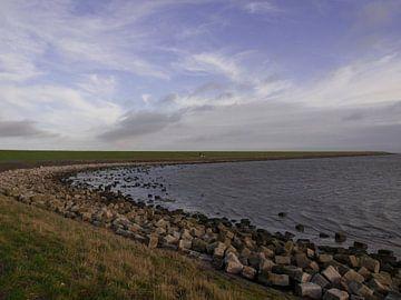 Waddendijk, Terschelling von Rinke Velds