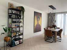Kundenfoto: Frida von M. Ur Rehman, auf leinwand