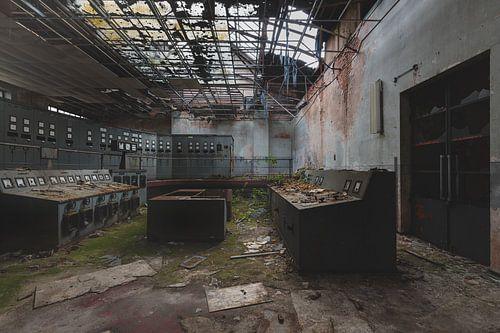 De controlekamer
