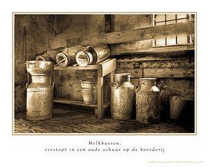 Melkbussen (old stijl) van
