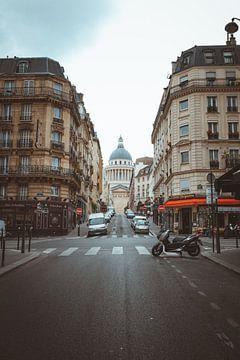 Panthéon in Parijs van Youri Zwart