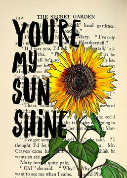 The Secret Garden Mein Sonnenschein von KalliDesignShop