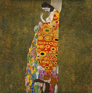 Gustav Klimt. De Hoop, 1905