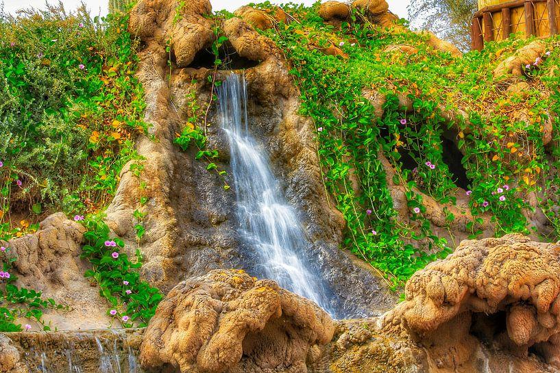 waterval van Maurice Hoogeboom