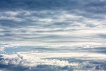 Prachtige wolken van Jan Brons