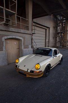 NiederländerFotos Porsche 911 Hot Rod von Maurice van den Tillaard