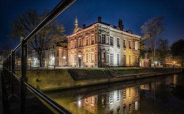 Het Koningin Wilhelmina Paviljoen in Breda sur Ronald Westerbeek