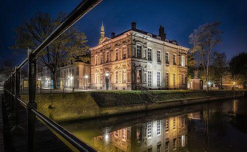 Het Koningin Wilhelmina Paviljoen in Breda van