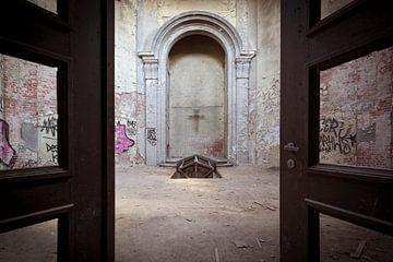 crématorium abandonné sur Kristof Ven