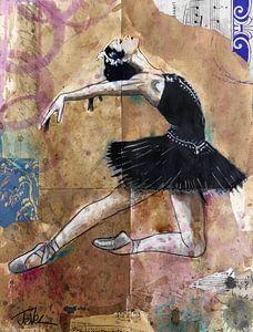 BLACK SWAN van LOUI JOVER