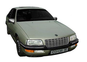 Opel Senator B in light green metallic von aRi F. Huber