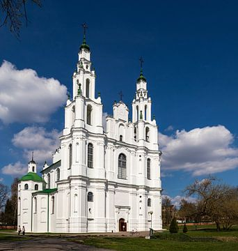 St. Sophia Kirche in Polotsk, Weißrussland von Adelheid Smitt