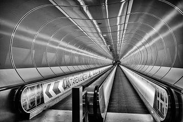 Roltraptunnel (metro) sur Rogier Steyvers